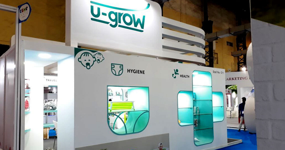 U-grow, CBME India, Mumbai, 2018