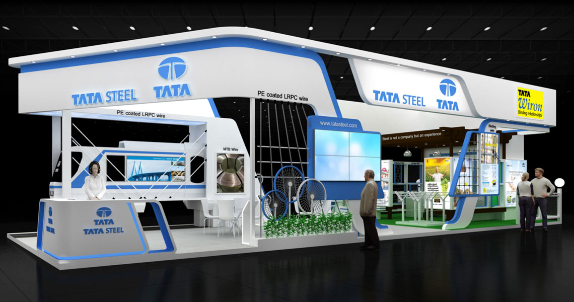 Tata Steel, Wire India, Mumbai, 2018