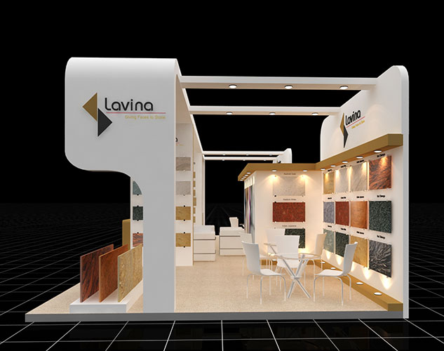 Exhibition Stall Material : Innovative stall designs for stona expo
