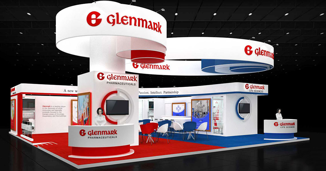 Glenmark, CPhI, Worldwide, Madrid, Spain, 2018