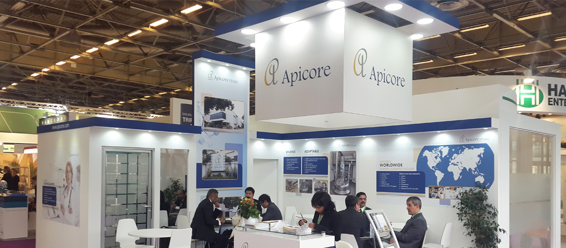 Exhibition Stall Fabricators In London : Exhibition stall fabrication
