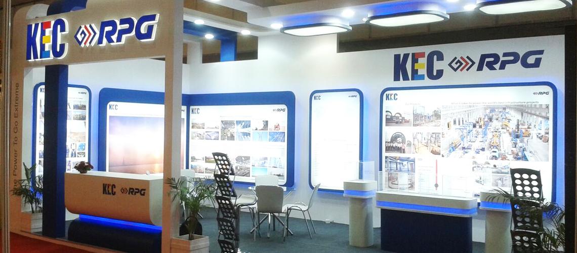 Exhibition Stall Arrangements : Innovative stall design